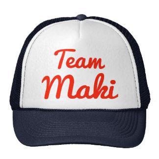 Equipo Maki Gorro De Camionero