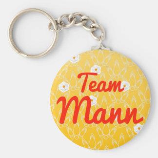 Equipo Mann Llavero Personalizado