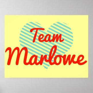 Equipo Marlowe Impresiones