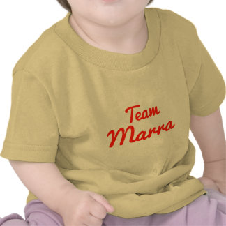 Equipo Marra Camisetas