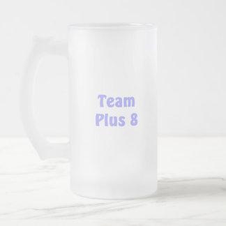 Equipo más 8 tazas de café