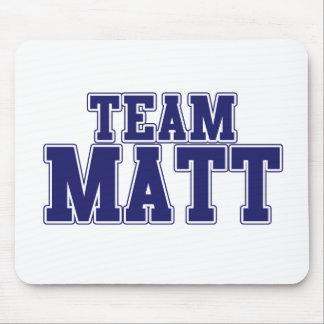 Equipo Matt Alfombrilla De Ratones