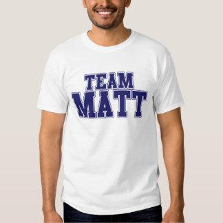 Equipo Matt Remera