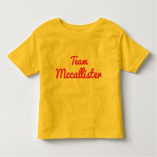 Equipo Mccallister Playeras