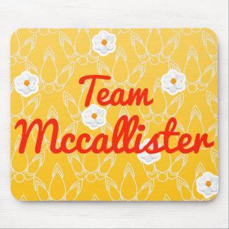 Equipo Mccallister Tapete De Raton