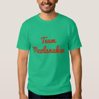 Equipo Mcclanahan Camisas