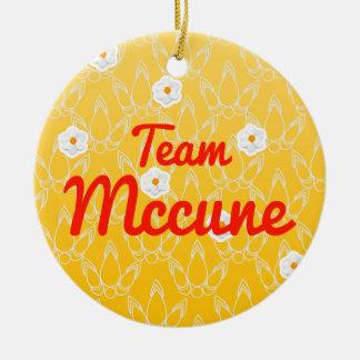 Equipo Mccune Ornatos