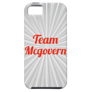 Equipo Mcgovern iPhone 5 Case-Mate Protector