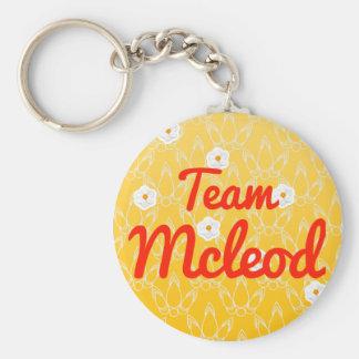 Equipo Mcleod Llaveros Personalizados