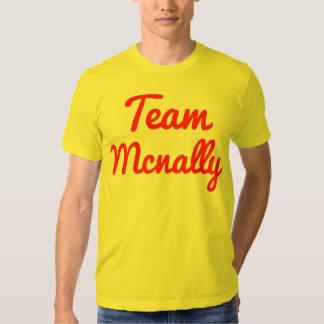 Equipo Mcnally Remera