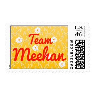 Equipo Meehan Sello