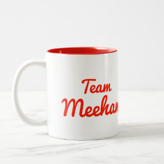 Equipo Meehan Taza
