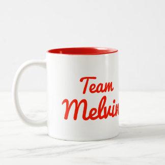 Equipo Melvin Taza De Café