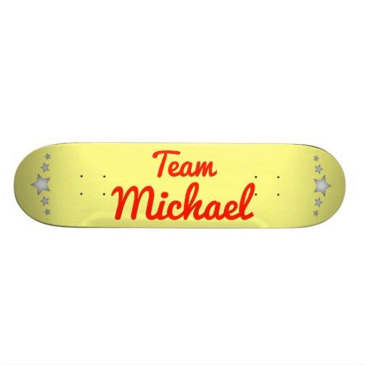 Equipo Michael Monopatines Personalizados
