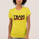 Equipo Miley. Camiseta