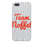Equipo Moffett iPhone 5 Cárcasa