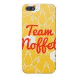 Equipo Moffett iPhone 5 Cárcasas