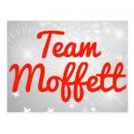 Equipo Moffett Tarjetas Postales