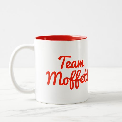 Equipo Moffett Tazas