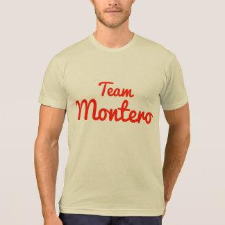 Equipo Montero Camiseta