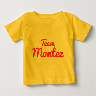 Equipo Montez Playera
