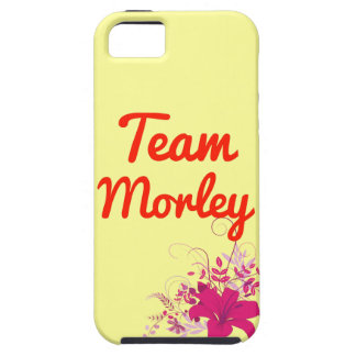 Equipo Morley iPhone 5 Case-Mate Cárcasas