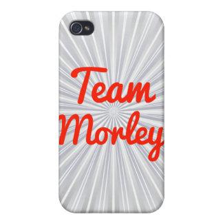 Equipo Morley iPhone 4 Funda