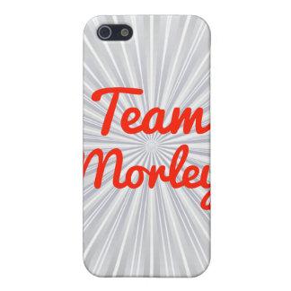 Equipo Morley iPhone 5 Fundas