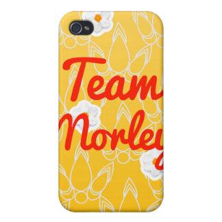 Equipo Morley iPhone 4 Carcasa