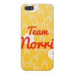 Equipo Morris iPhone 5 Cárcasa