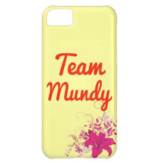 Equipo Mundy Funda Para iPhone 5C