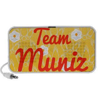 Equipo Muniz Mini Altavoz
