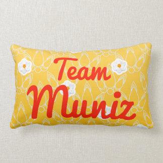 Equipo Muniz Cojines