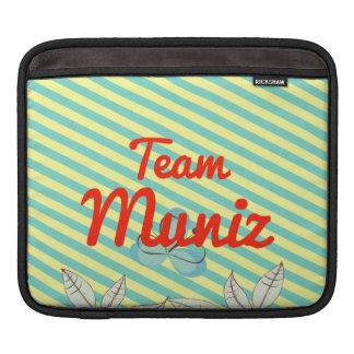 Equipo Muniz Manga De iPad