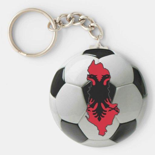 Equipo nacional de Albania Llaveros