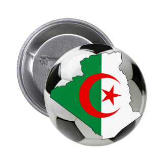 Equipo nacional de Argelia Pins