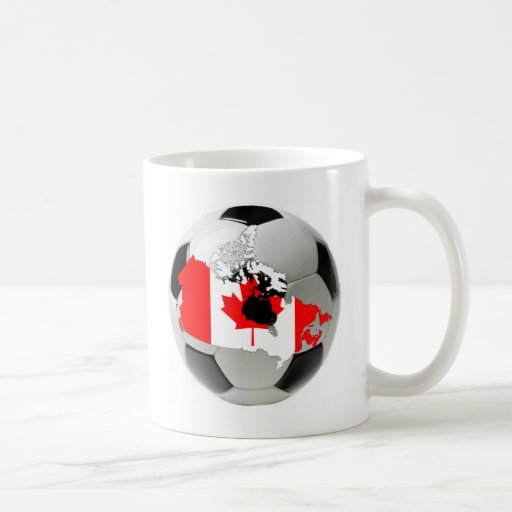 Equipo nacional de Canadá Taza De Café