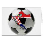 Equipo nacional de Croacia Felicitaciones