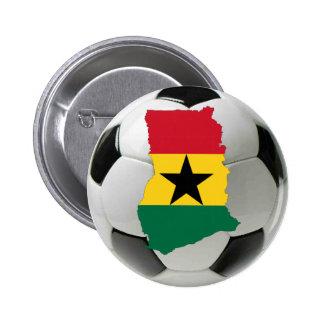 Equipo nacional de Ghana Pins