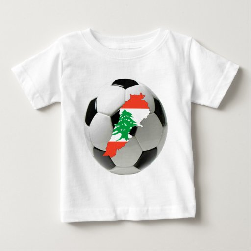Equipo nacional de Líbano T Shirts