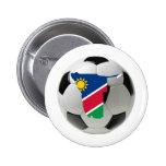 Equipo nacional de Namibia Pins