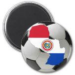 Equipo nacional de Paraguay Imán De Frigorífico