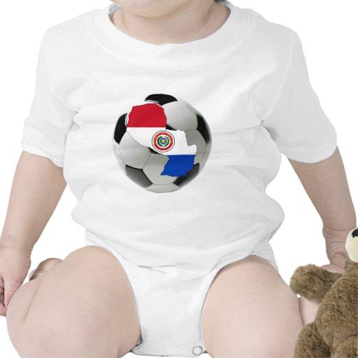 Equipo nacional de Paraguay Traje De Bebé