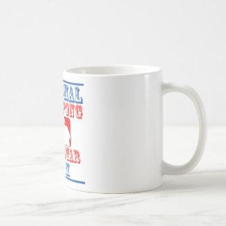 Equipo nacional de Pong de la cerveza Taza De Café