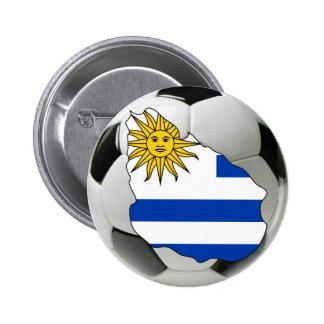 Equipo nacional de Uruguay Pins