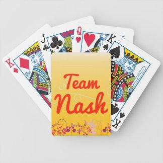 Equipo Nash Baraja