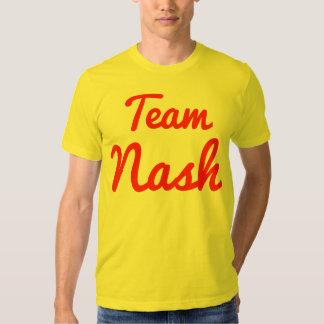Equipo Nash Playeras
