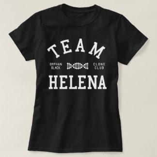 Equipo negro huérfano Helena Poleras