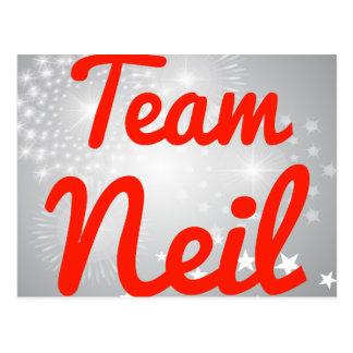 Equipo Neil Postales