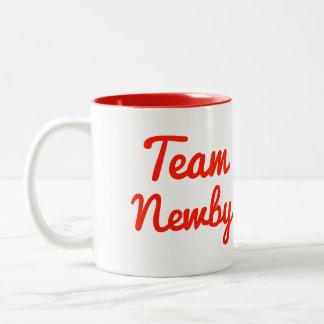 Equipo Newby Tazas De Café
